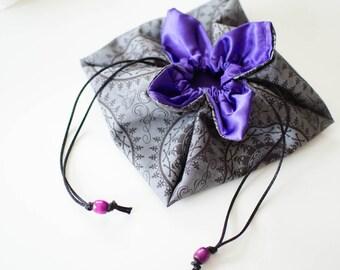 Medium Shade Pirate Lotus bag