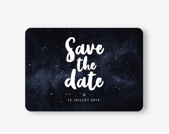 Save the date - Collection Moonlight