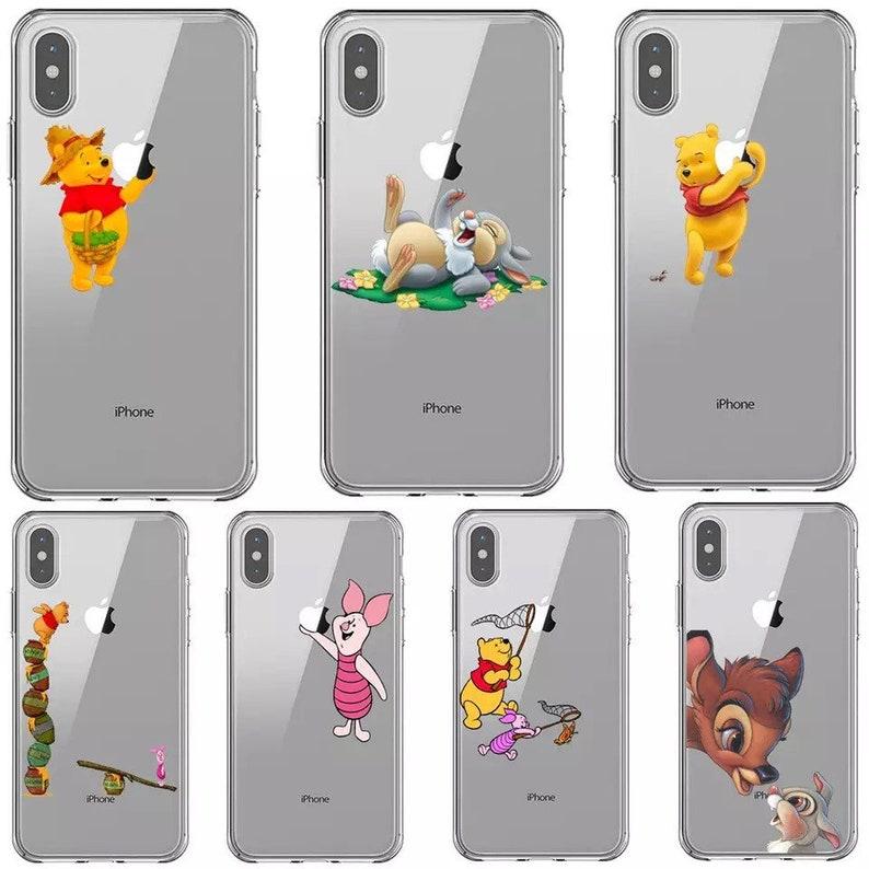 coque winnie the pooh iphone xr