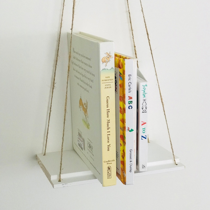 SAIL | Hanging Shiplap Shelf, Rustic Decor, Beach Decor, Farmhouse,  Furniture, Book Shelf, Floating Shelf, Swing Shelf, Fixer Upper