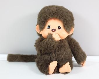 Vintage monkey Kiki plush - Adorable vintage Kiki plush  - Vintage plush - Retro plush - Retro Kiki plush