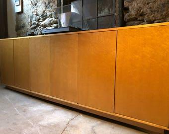 La Credenza Vertaling : Mid century modern credenza stereo cabinet