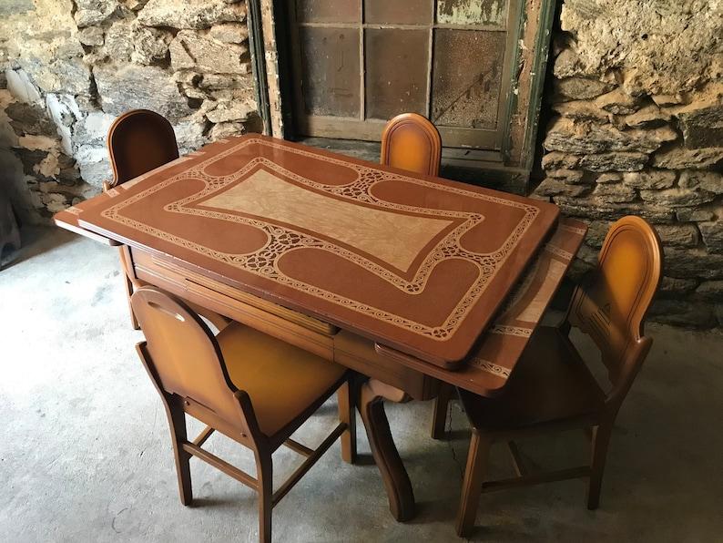 Antique enamel top kitchen table porcelain and enamel top table