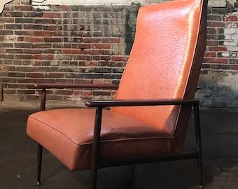 Mid century modern lounge chair danish modern lounge chair mid century arm chair