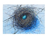Commission Nest Painting — Hand Painted Original Art