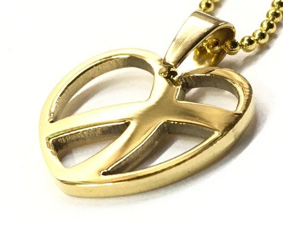 Heart Cross Necklace Earrings Crossroads Silver Gold Set Cut Out Crossed Pendant for Women Girls Christian Jewelry Jewellery