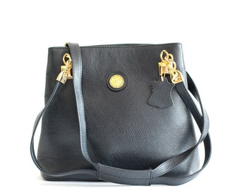 VINTAGE PIERRE BALMAIN Paris originale Borsa handbag