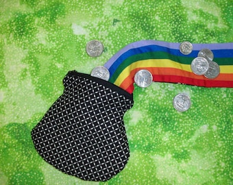 Coin Purse Pattern - Pot of Gold