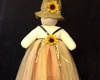 Fall Scarecrow Tutu Costume