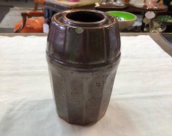 3fa371de94d9 Peoria Pottery Perserving Jar