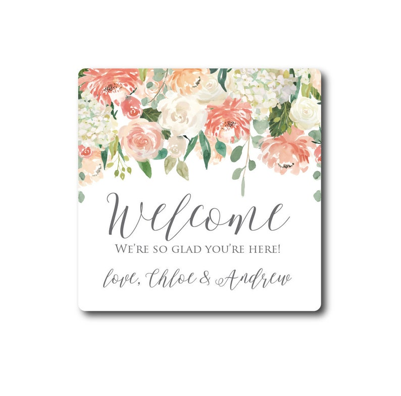 Wedding Welcome Labels Welcome Bag Sticker Out of Town Guest image 0