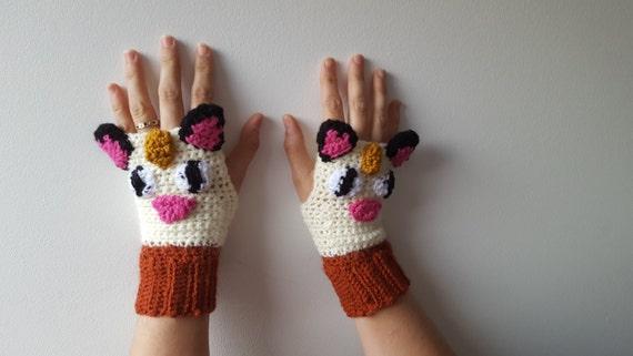 SNORLAX POKEMON Fingerless Gloves by AMisfit on Etsy, $24.00 ... | 321x570