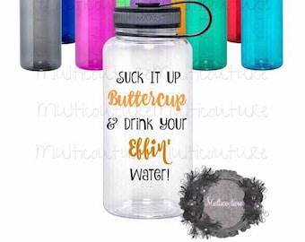 Motivational water bottles, inspirational water bottle, wide mouth water bottle, water tracker
