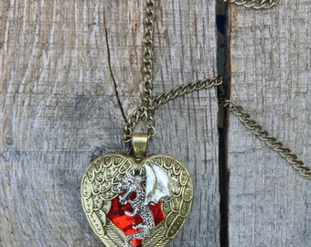Dragon Summoning Necklace Inspired by Game of Thrones