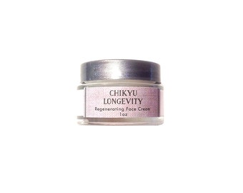 Moisturizer, Fine Lines, Alpha Hydroxy's, Hyaluronic Acid, Gracefully Aging Skin, Skin Corrector, LONGEVITY Regenerating Face Cream