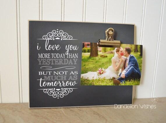 Wedding Gift Wedding Anniversary Gift 5 Year Anniversary Etsy