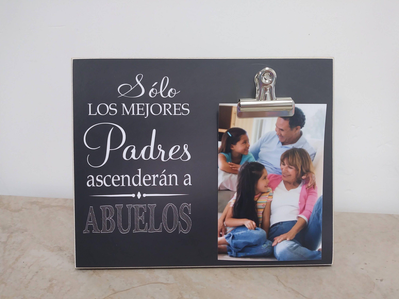 Marco de la Foto Solo Los Mejores Padres Ascenderan a