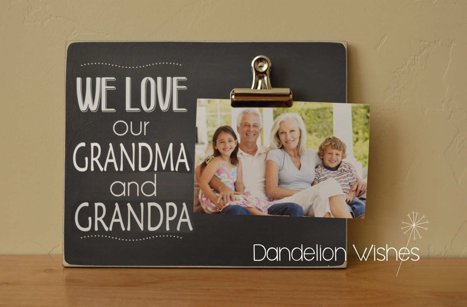 Personalized Gift For Grandma and Grandpa Christmas Gift | Etsy