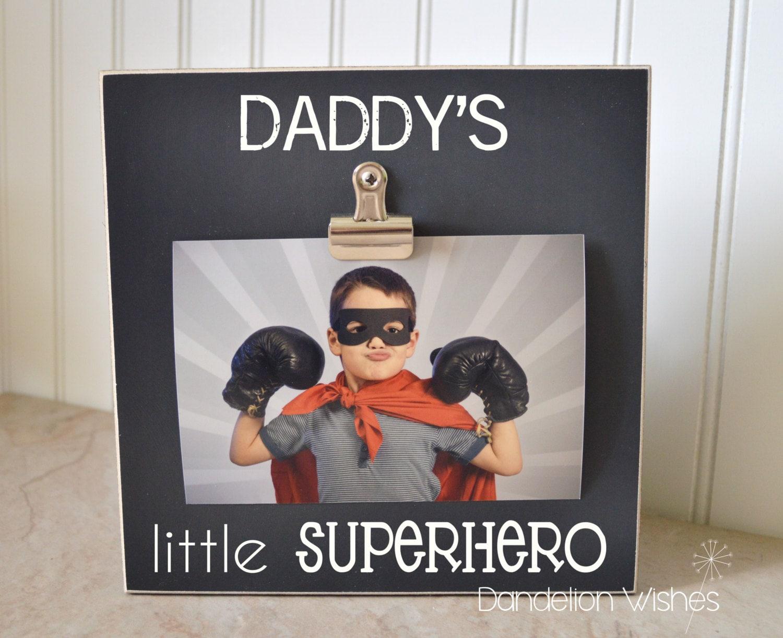 Personalisierte Rahmen Geschenk für Papas Geburtstag Papas   Etsy