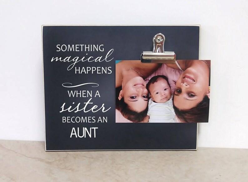 Geschenk neue tante