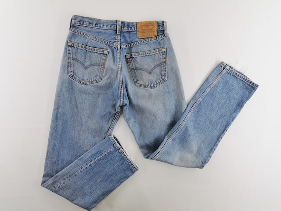 Levis 501 Jeans Distressed Vintage Size 31 Levis 5