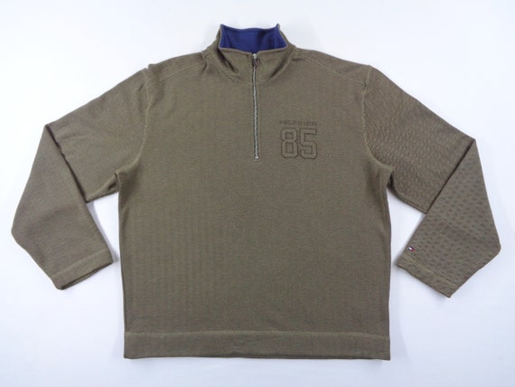 Tommy Hilfiger Sweatshirt Vintage Tommy Hilfiger P