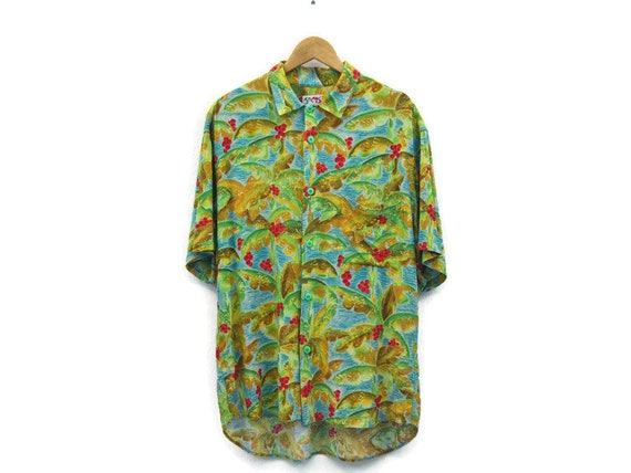 Jams World Shirt Vintage Jams World Button Shirt 9