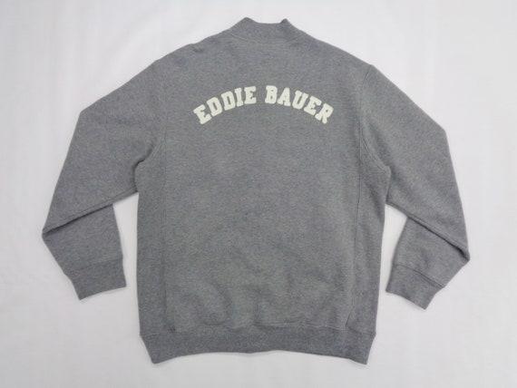 Eddie Bauer Sweatshirt Eddie Bauer Spell Out Sweat