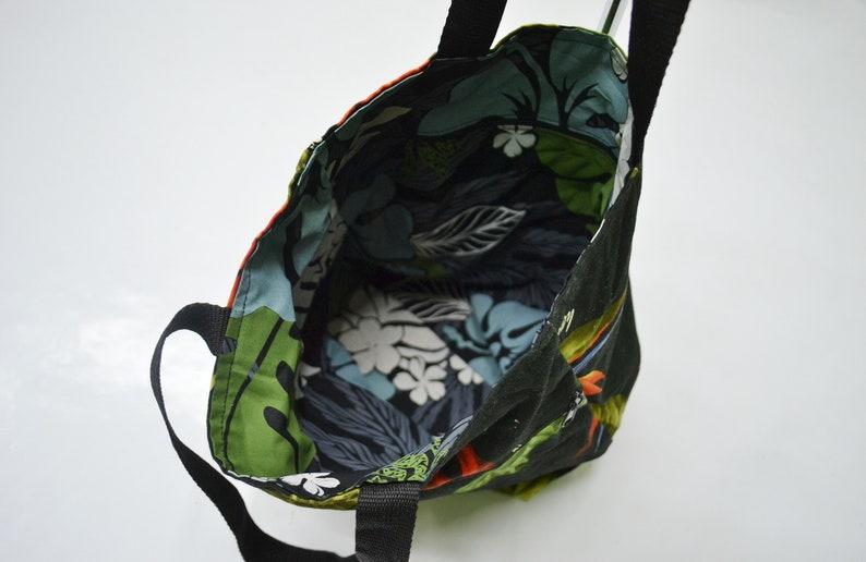 Island Aloha Hawaii Bag Vintage Island Aloha Hawaii Tote Bag Made in Hawaii U.S.A