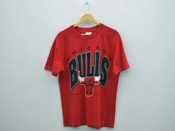 Chicago Bulls Shirt Vintage Chicago Bulls T 90s Ch