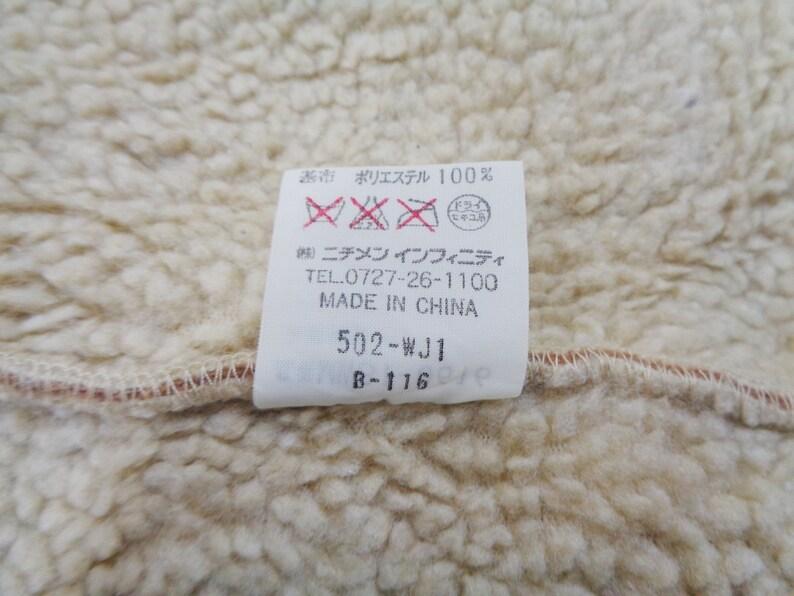 McGregor Jacket McGregor Biege Jacket McGregor Work Jacket McGregor Sherpa Khaki Jacket Size M