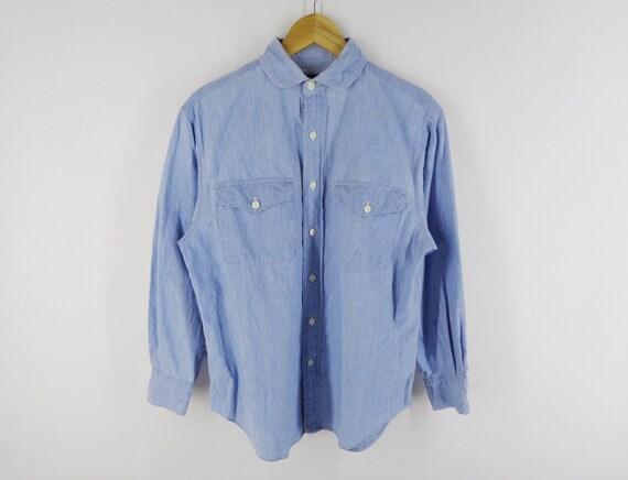 Ralph Lauren Country Shirt Vintage Size 9 Ralph La