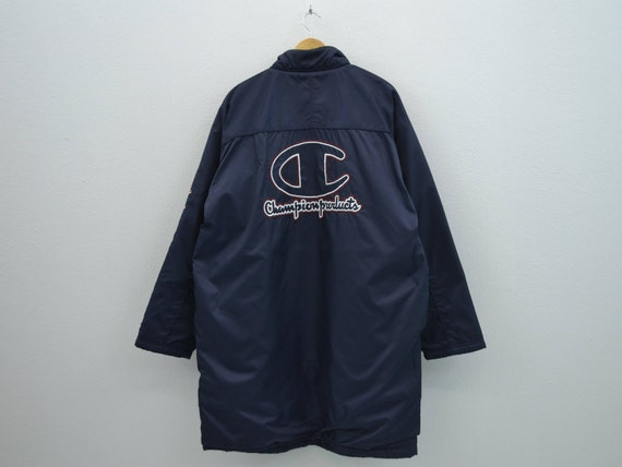 Champion Windbreaker Vintage Champion Jacket 90s C