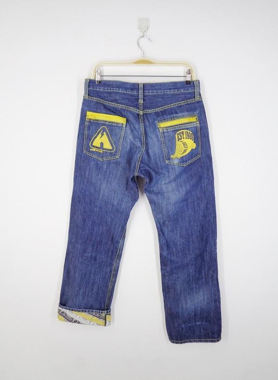 Airwalk Jeans Vintage Airwalk Vintage Denim Pants
