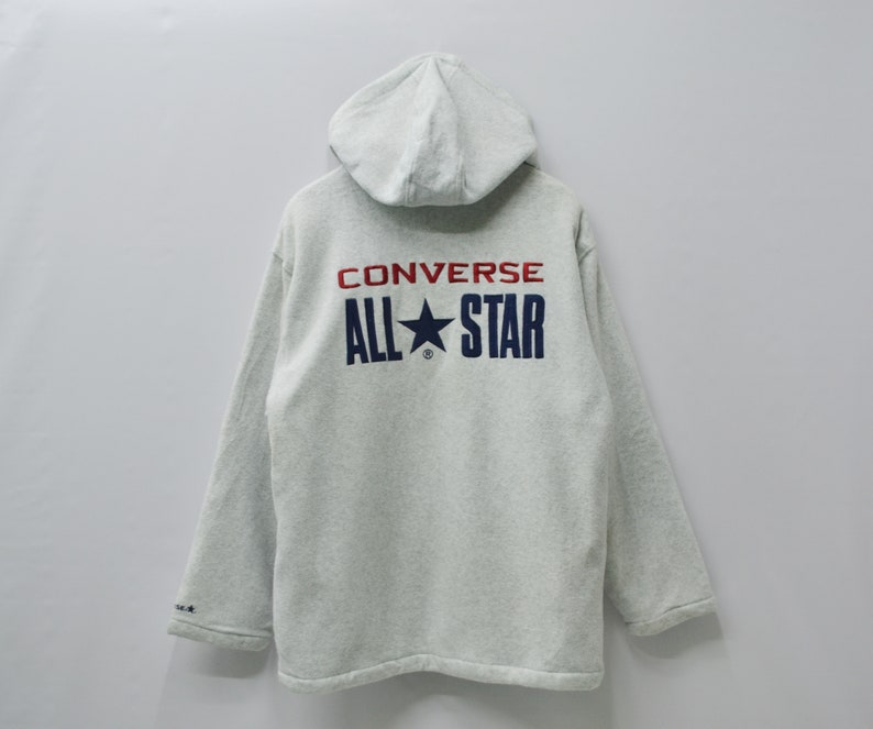 Sweater Size StarEtsy L Converse Jacket Mens All KFTl1Jc