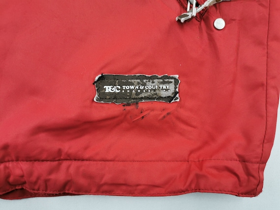 Town & Country Jacket Town Country Snowboards Win… - image 7