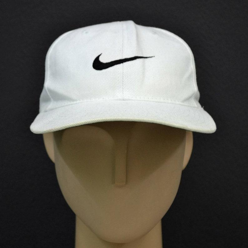 61ca1942 Nike Hat Vintage Nike Baseball Cap 90s Nike Snapback 6 Panel | Etsy