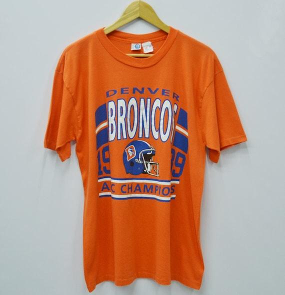 Broncos Shirt Vintage Denver Broncos T Shirt NFL Vintage  30b9559a4