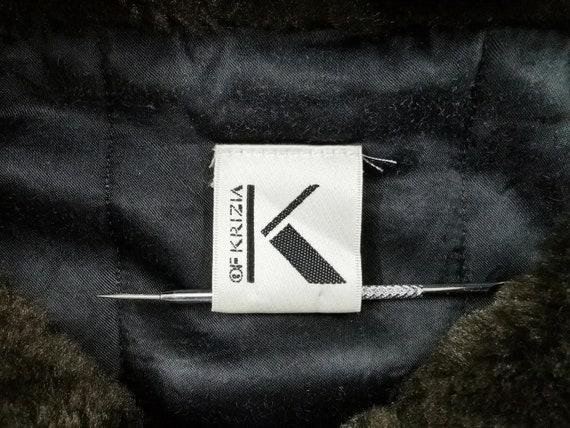 Krizia Jacket Vintage Size 40 Krizia Coat Vintage… - image 5