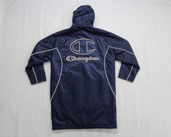Champion Jacket Size Jaspo S Vintage Champion Wind