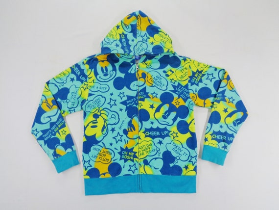 Mickey Mouse Hoodie Mickey Mouse Sweatshirt Mickey