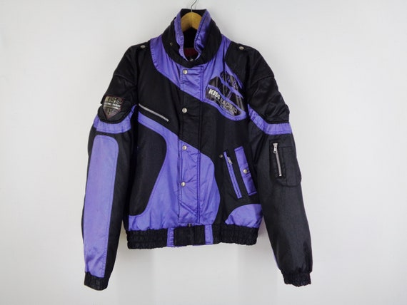 Kiss Racing Jacket Vintage Kiss Racing Windbreake… - image 2
