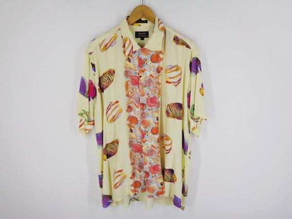 Colours By Alexander Julian Shirt Vintage Alexande