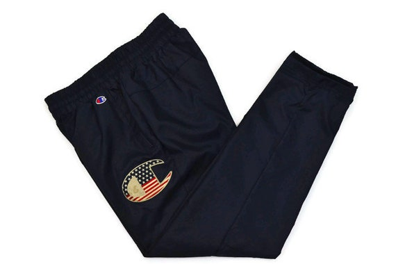 Champion Pants Vintage Size L Champion Track Pants