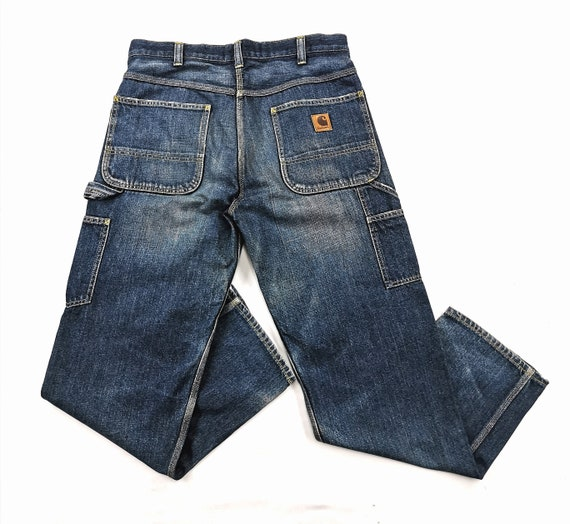 Carhartt Jeans Distressed Vintage Size 34 Carhartt