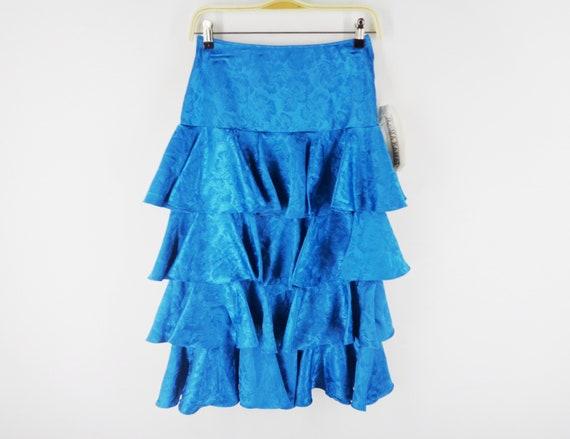Norma Kamali Skirt Vintage Norma Kamali Women Skir