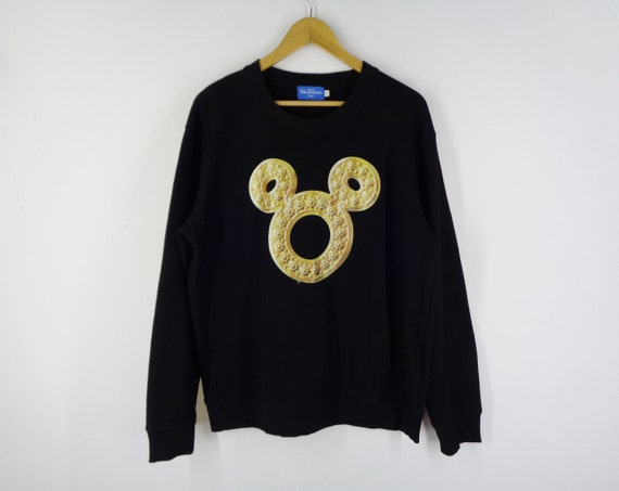 Mickey Mouse Sweatshirt Mickey Mouse Pullover Mick
