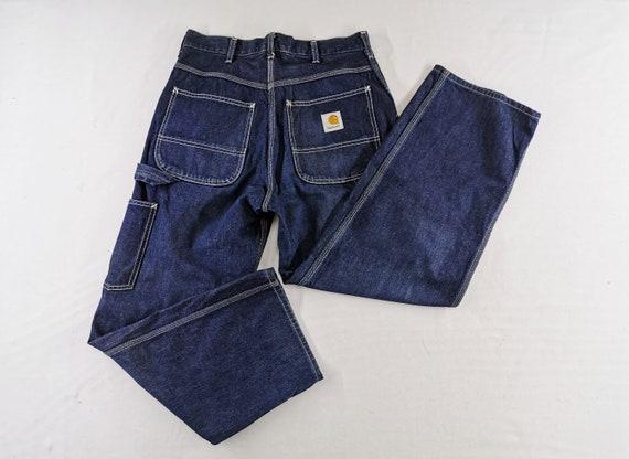 Carhartt Jeans Distressed Size 30 Carhartt Denim P