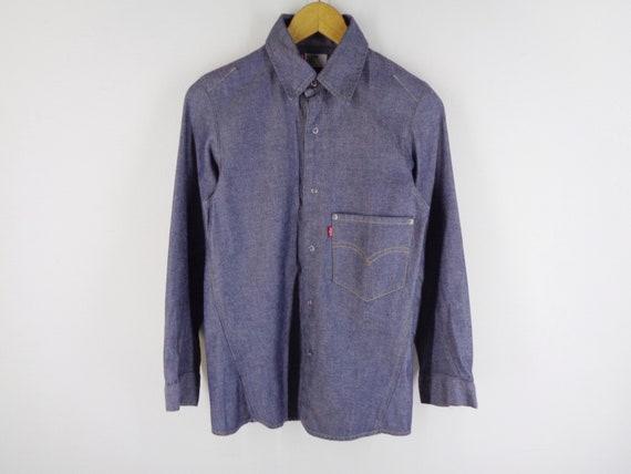 Levis Shirt Levi's Button Shirt Levis Engineered M