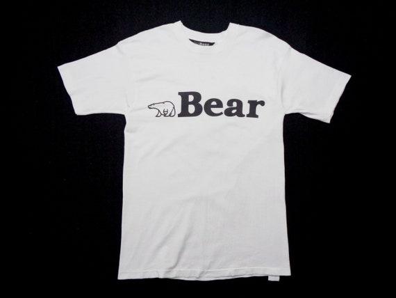 Bear Shirt Vintage Bear USA T Shirt Vintage Bear M